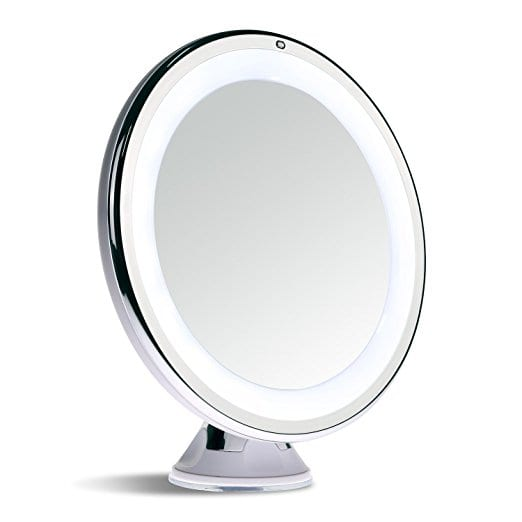 Best Travel Makeup Mirror So Your Face Will Look Stunning