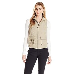 White Sierra Traveler Vest