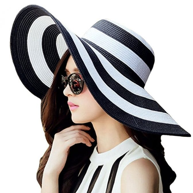 Best Womens Sun Hat for Travel - Itafox