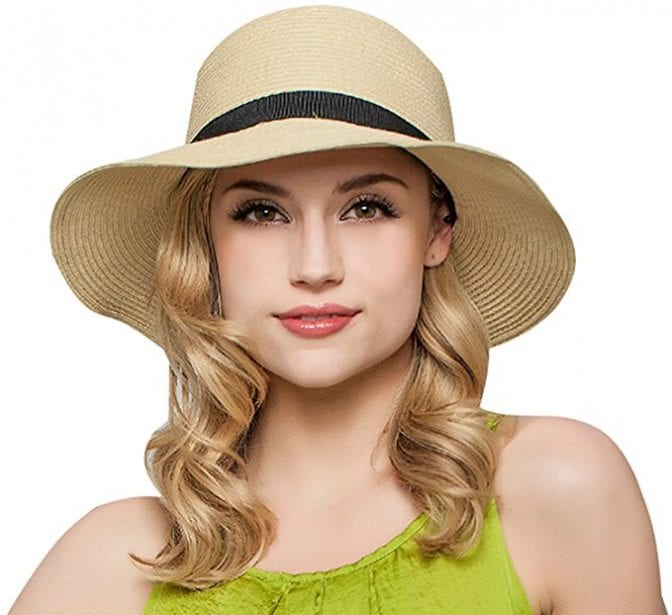 Best Womens Sun Hat for Travel - JOSENI