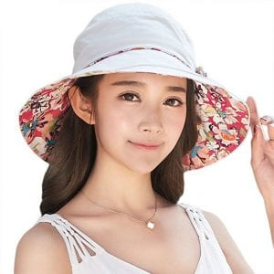 Best Womens Sun Hat for Travel - Siggi Cotton
