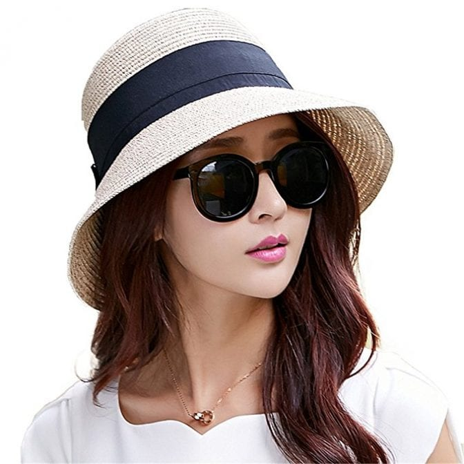 Best Womens Sun Hat for Travel - Siggi Summer