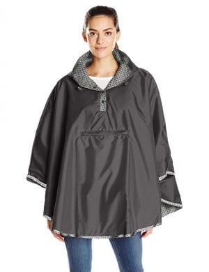 Best Rain Poncho for Travel - Totes
