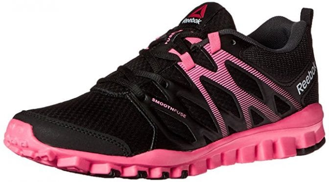 Best Travel Workout Shoes for Women - Reebok