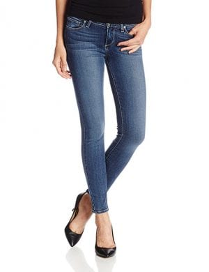 BEST LIGHTWEIGHT TRAVEL JEANS FOR WOMEN - Paige