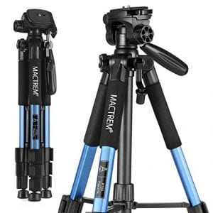 best affordable travel tripod for your carryon under $50 - Mactrem