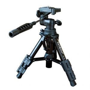 best affordable travel tripod for your carryon under $50 - Reticam