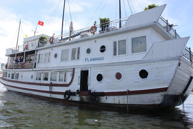 Flamingo Cruise Review- Halong Bay Cruise 2 days 1 night Boat