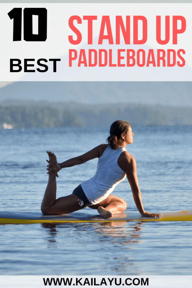 10 Best Stand Up Paddleboards for Yoga