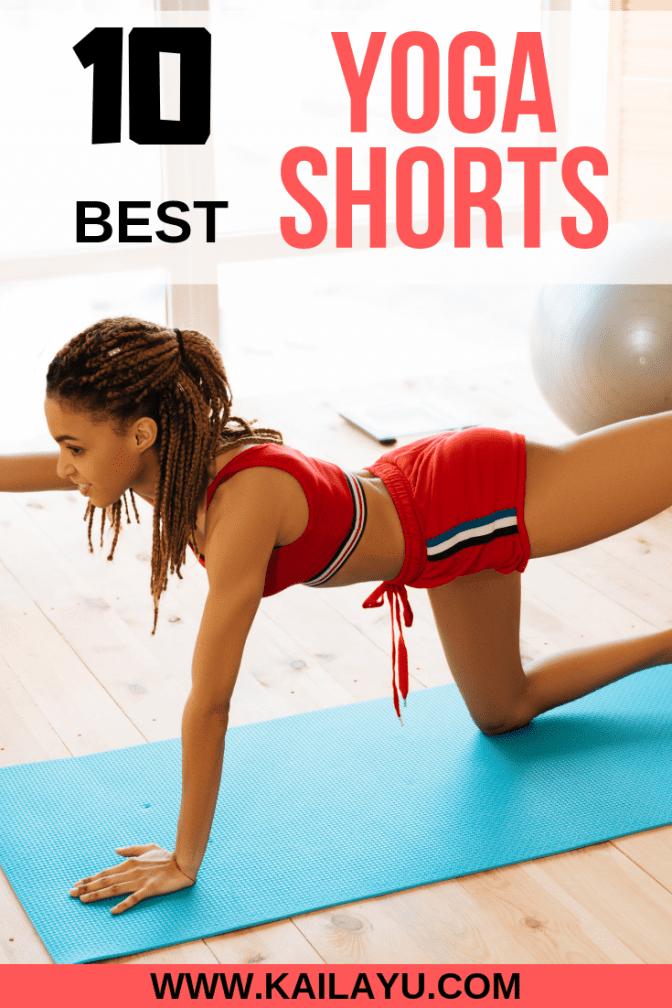 10 Best Yoga Shorts