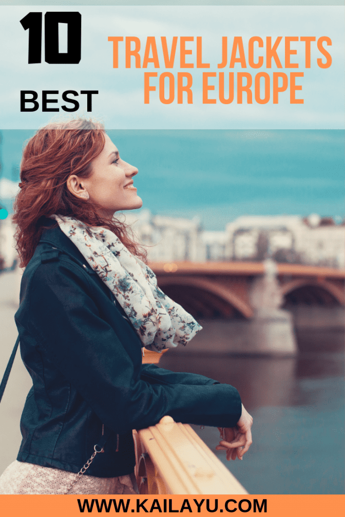Best Travel Jackets for Europe