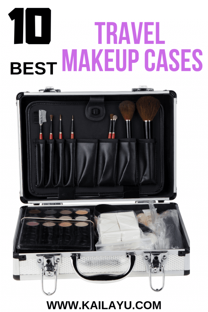 Best Travel Makeup Cases