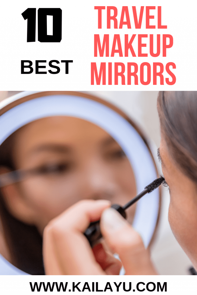 Best Travel Makeup Mirrors