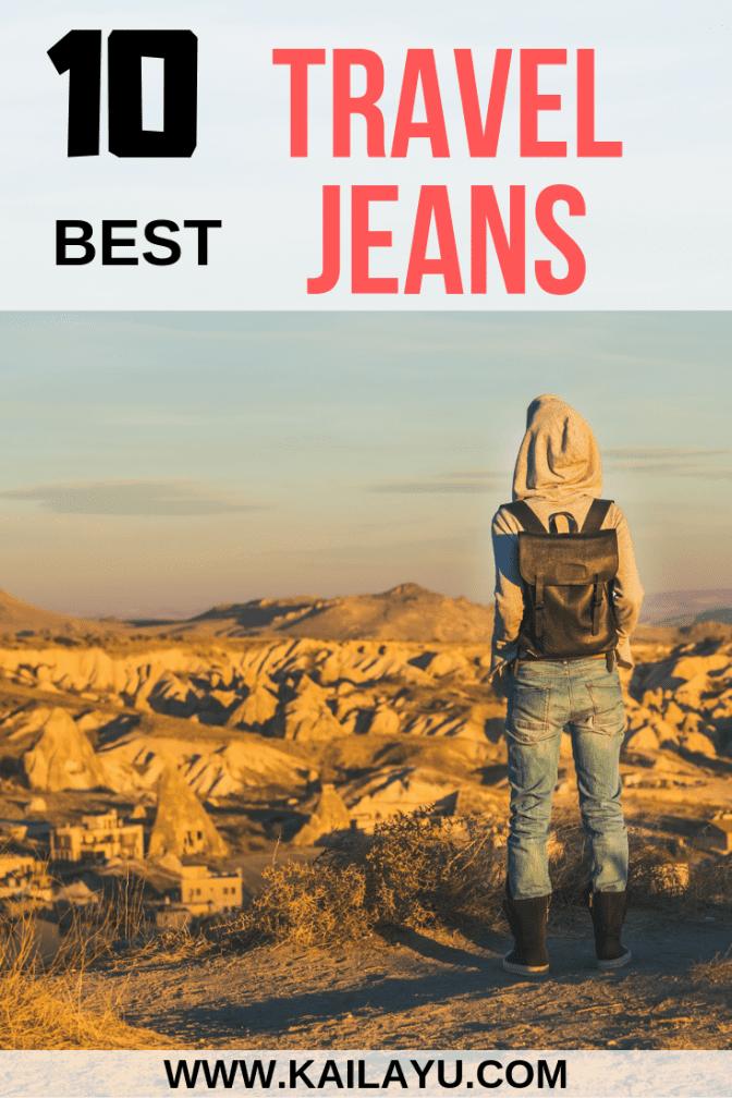 Best Lightweight Travel Jeans for Women