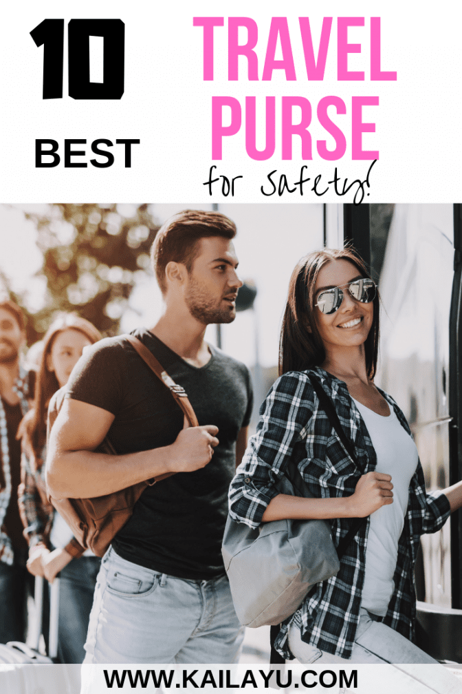 Best Safety Travel Purses