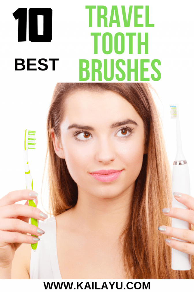 Best Travel Electric Toothbrushes