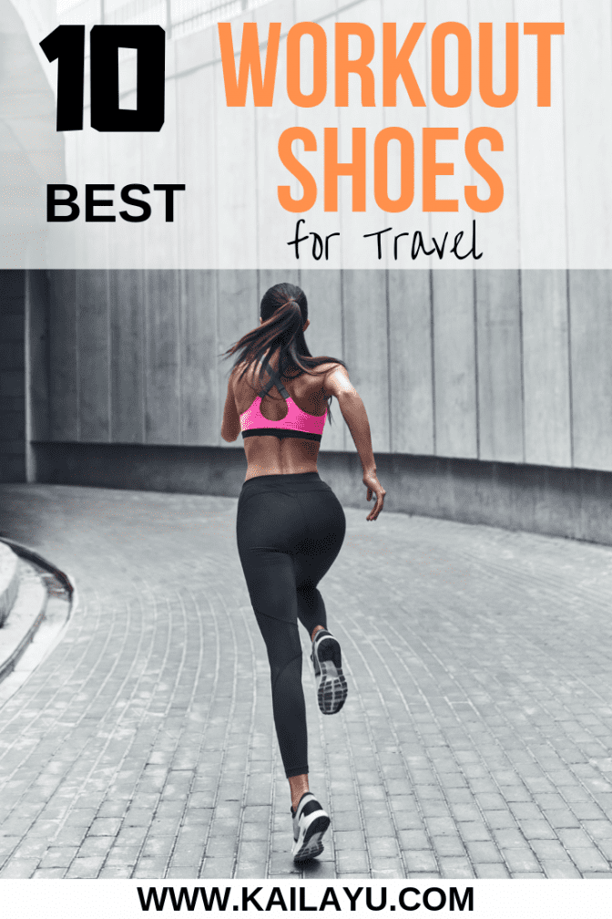 Best Travel Workout Shoes for Women