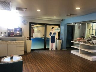 bangkok airways Boutique lounge koh samui