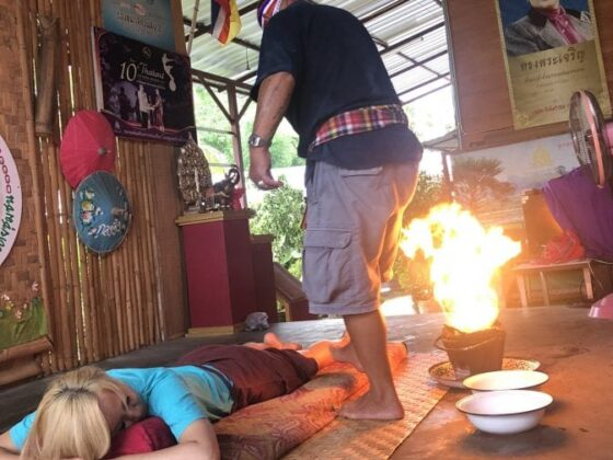 Yam Kang - Thai Fire Massage